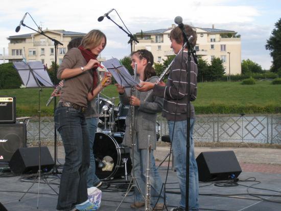 1- Fête de la Musique JUIN 2011