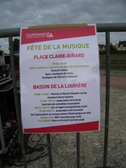 5- Fête de la Musique JUIN 2011