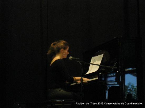 Audition Décembre 2013