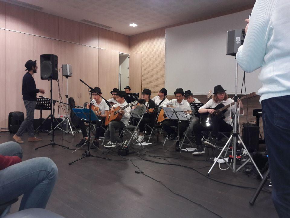 Conservatoire 16