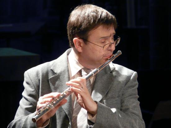 François DUCASSE  Flûte traversière