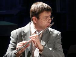 François, flûte traversière