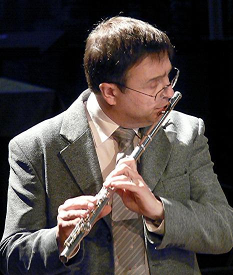 François DUCASSE  3 Flûte traversière