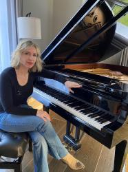 Cristina BARTOLOZZI  PIANO