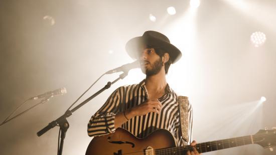 Romain MATHEVET Guitare